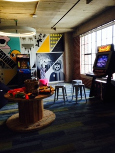 Game room! What?!